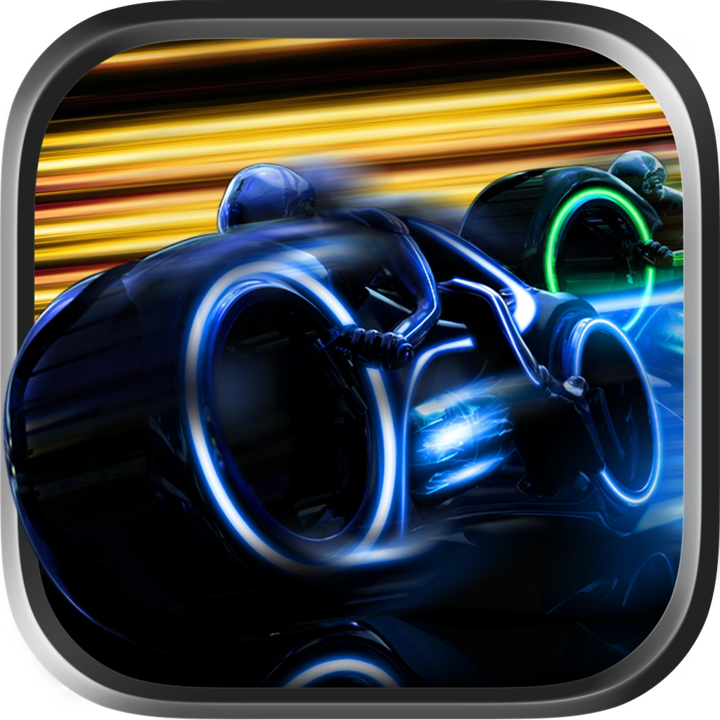 A Top Speed Super Motor Bike-Racing Game