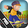 Speed In The Skate Park Pro - Be A True Skater And Practice For A Drag Racing Challenge